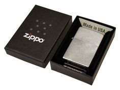 Buy Zippo Street Chrome online at low price of £29.00 at wegetpersonal.co.uk. An engraved and personalised zippo lighter UK is a perfect gift, so buy today! #personalisedzippo #engravedzippo #ZippoStreetChrome