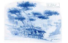 Arte de Roy Santua