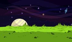 2D background inspiration, this provides a child-friendly and vibrant battlefield for the games backdrop.