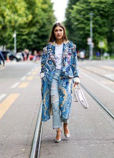 Y Fashion Mejores Kymono De 48 Long Imágenes Kimono Clothes vq8nT
