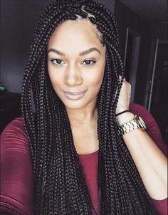 20 Stunning Box Braids Hairstyles