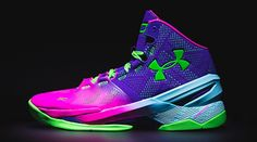 Steph Curry Looks to the Skies for Inspiration on His Latest Shoe