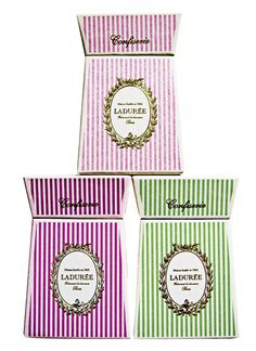 Laduree boxes | The House of Beccaria#