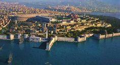 My dream destination. Byzantine Architecture, Chinese Architecture, Historical Architecture, Ancient Architecture, Istanbul, Water Fountain Design, Roman History, Hagia Sophia, Fantasy Places