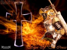 Iron Maiden ~Sign of the Cross