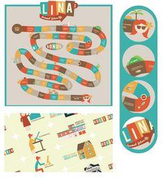 Board Game Graphic Design