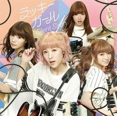 Silent Siren – Lucky Girl  ▼ Download: http://singlesanime.net/single/silent-siren-lucky-girl.html