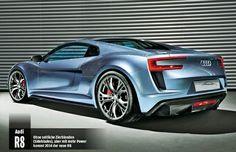 The 2014 Audi R8. *dreamy eyes*