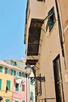 creuza di boccadasse Santa, Places, Italia, Lugares