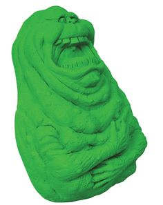Features:  -Licensed ghostbusters silicone mold.  -Makes a 3-D representation of Slimer.  -Ghostbusters collection.  -Product Type: Bakeware set.  Material: -Silicone.  Non-Stick Surface: -Yes.  Color