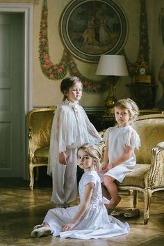 Courtly Sophisticated Childrenswear : Aristocrat Kids SS14