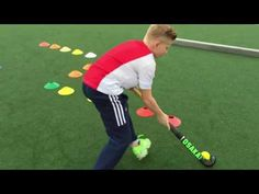 Individual drills: A ball handling and fitness drill to do on your own - YouTube