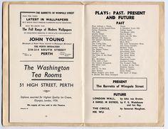 Scene form the Past Plays In Perth Theatre Scotland Concert Hall, Perth, Plays, Theatre, Scotland, The Past, Scene, History, Games