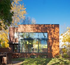 Renovation in Montreal by Anik Péloquin - CAANdesign   Architecture and home design blog