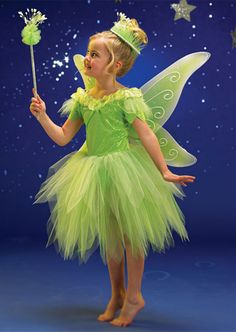 Tinker Bell Costumes | Tinker Bell Costume Ideas | COSTUMEi™