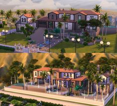 Work in progress on a mansion I'm building for my famous sims! Sims 3 Mansion, House Plans Mansion, Lotes The Sims 4, Sims Cc, Celebrity Mansions, Celebrity Houses, Sims 4 Loft, Sims Medieval, Sims Freeplay Houses