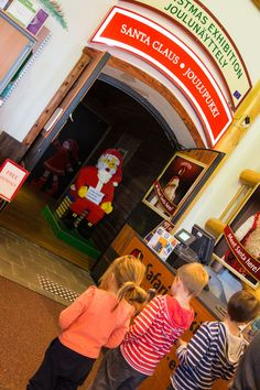 The kids loved visiting Santa in Finland that we went more than once! Family Vacation Destinations, Vacation Ideas, Travel With Kids, Family Travel, Visit Santa, Heritage Site, Trip Planning, Finland, Travel Inspiration