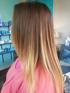 Ombre!