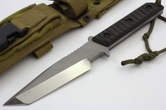 Strider Knives - DDC Fixed Blade