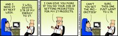 The Dilbert Strip for February 1, 2013