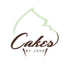 cupcake logo design for Cakes by Jake