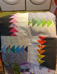 I'm happy to report that my sewjo is back! I've been sewing, quilting, planning and I'm even attending a FMQ workshop this weekend with the...