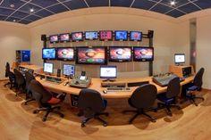 Ven a conocer todas nuestras instalaciones te estamos esperando :) #imagen #sonido #escuelaces #realizacion #TV #television #escuela #madrid #España #control #escuela #formacion #Master #Grado #quality #news #plató