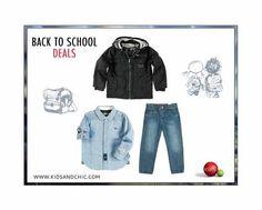 #backtoschool #offers at www.kidsandchic.com. #kids #kidsfashion #designer #boboli #barcelona #kidsandchiccom #sale #rebajas #verano #niño
