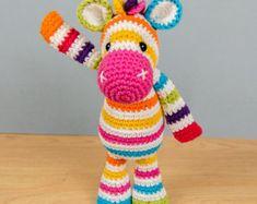 Scrappy the Happy Puppy Amigurumi PDF Crochet by oneandtwocompany