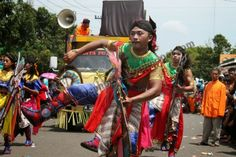 Kuda Lumping dance from Indonesia
