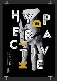 Hyperactive Kid   https://www.behance.net/gallery/19321225/Hyperactive-Kid