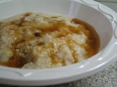 My Favorite Maple Brown Sugar Oatmeal