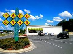 """Nothin gets more """"Tuscaloosa"""" than Taco Casa. I wish I could have a messy nacho right now!"""