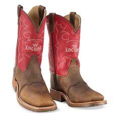 30+ King Ranch Cowboy Boots ideas