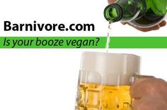 "#Barnivore: your #veganwine, beer, and liquor guide. You can search the word ""Kosher"" to see a listing of #kosheralcohol and whether or not it's vegan-friendly! www.barnivore.com Cheers!"