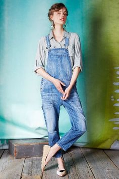 Citizens of Humanity Audrey Overalls - anthropologie.com #anthrofave