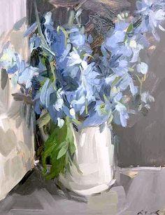 #delphinium blue...