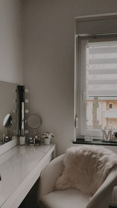 Cute Bedroom Decor, Room Ideas Bedroom, Beauty Room Decor, Room Goals, Aesthetic Room Decor, Home Room Design, Cozy Room, Dream Rooms, My New Room