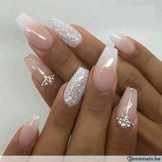 Résultats de recherche d\u0027images pour « ongles en gel » Ongles Longs, Ongles