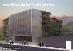 Firjan Creative Industry, Rio de Janeiro, 2012 - Marco Milazzo Arquitetos Associados