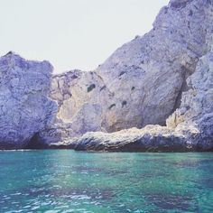 We went snorkelling at Stegna beach in Rhodes. It was beautiful, clear blue waters and cute caves to swim through.