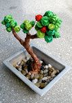Origami Bonsai! Now this is something! Wish it had the instructions!