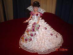 vestidos de papel para muñecas - Google Search