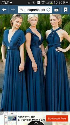 Idea #4 I like the middle dress