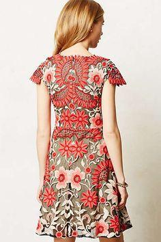 Anthropologie - Crisantemo Dress