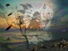 Twitter / SchlesienWolf: Native American Art ...