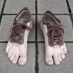 CREEPY shoes!