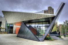 Chavasse Park Pavilion by Wojtek Gurak, via Flickr