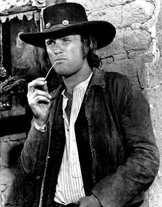 PAT GARRETT  BILLY THE KID - Kris Kristofferson as 'William F. Bonney' aka 'Billy the Kid' on location in Durango, Mexico - Directed by Sam Peckinpah - MGM - Publicity Still.