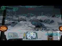 MechWarrior Online Gameplay (4:48) | HBK-IIC-A | sniper